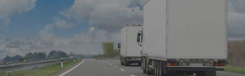 Servicio de transporte terrestre de carga